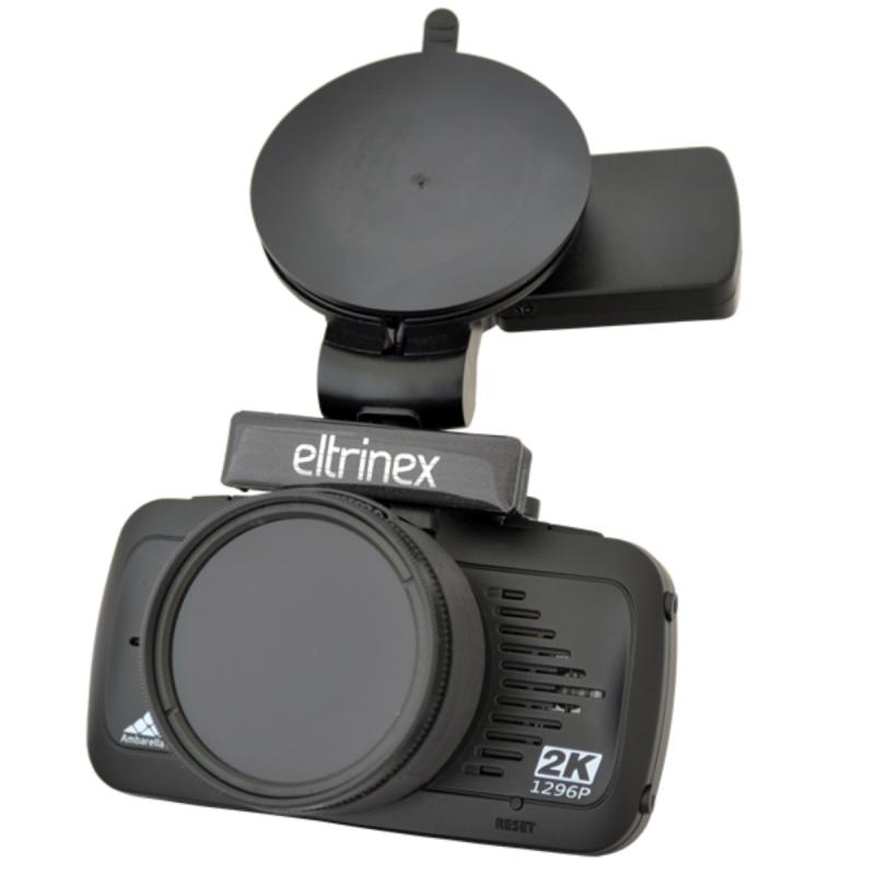 Kamera do auta s detekcí pohybu